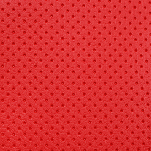 NPX-6884 Natural Perf Automotive Vinyl Torch Red