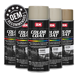 SEM Color Coat Paint