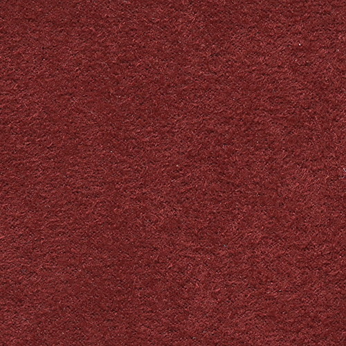 2394 Suede Furniture Cloth Crimson