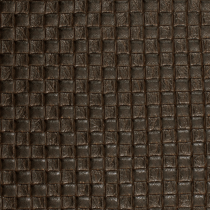 Nuvtex Berretta Basket Weave Vinyl Mocha