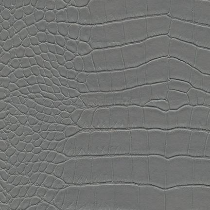 Nuvtex Croco Vinyl Ash