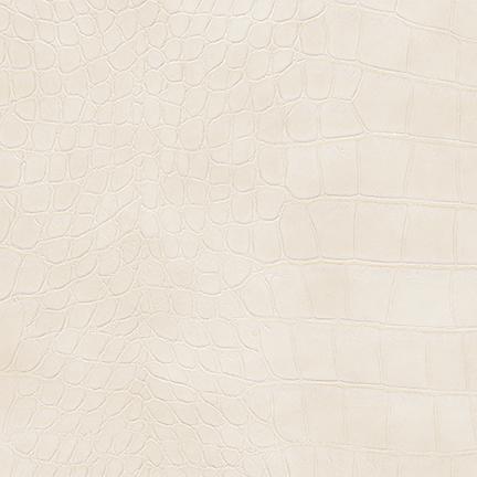 Nuvtex Croco Vinyl Ivory