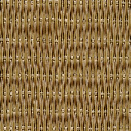 Nuvtex Maldives Basket Weave Vinyl Ginger