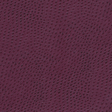 Skintex Ostrich Contract Vinyl New Berry