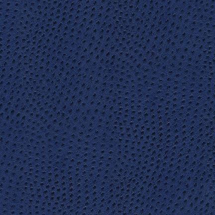 Skintex Ostrich Contract Vinyl Royal Blue