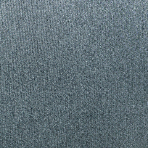 ALU-100 Brushed Aluminum Marine Vinyl Black