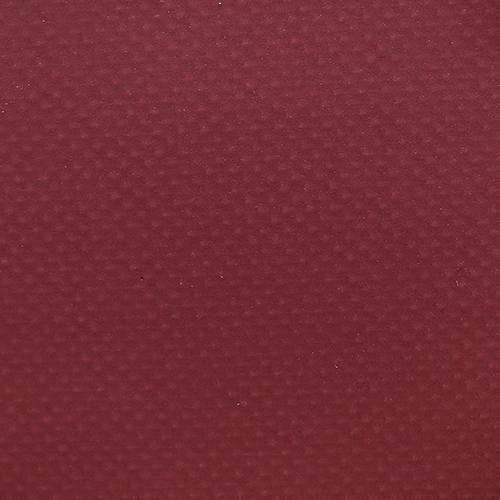 18oz Vinyl Coated Polyester Burgundy
